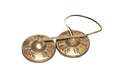 cymbals: Tibeatian cymbal