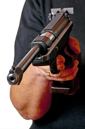 Pistol Stock Photo - 11741966