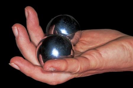 qigong: qi-gong balls