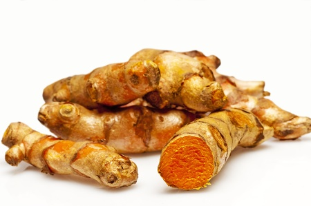 curcuma: turmeric Stock Photo