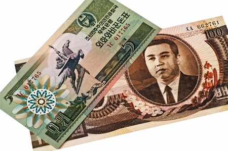 Währung von Nord-Korea