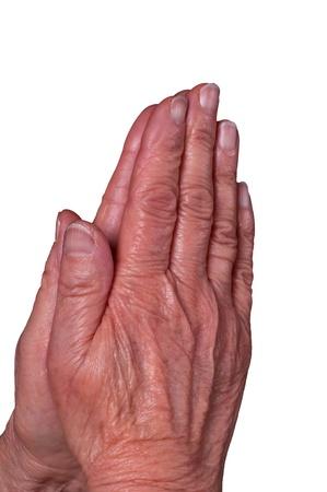 supplication: prayer Stock Photo