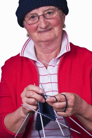 wolly: grandma knits