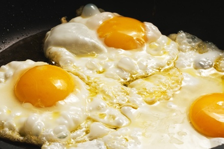 fried egg Stock Photo - 13278743