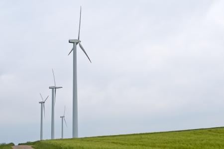 wind-wheel Stock Photo - 13908704