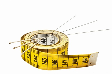 acupuncture for weight loss Stock Photo - 14040774