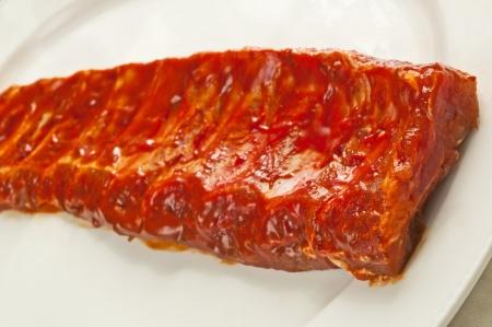 marinated spareribs photo
