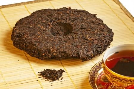pu: Chinese Pu-Erh tea