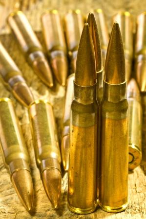 ammunition 8X57 IS Stock Photo - 17513433