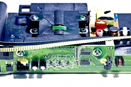 circuit board of a scanner Stock Photo - 17756252