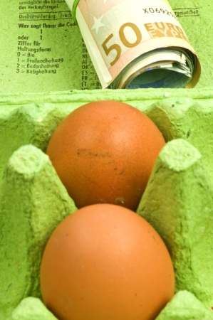 imposture: cheating with eggs