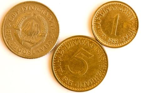 former yugoslavia: Former European currency of Yugoslavia
