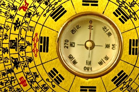 fengshui: Chinese Feng Shui compass