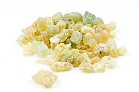 desease: Olibanum, Boswellia serrata Stock Photo