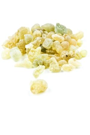 frankincense: Olibanum, Boswellia serrata Stock Photo
