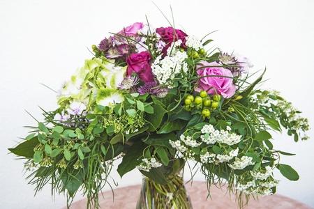 bouqet: bouqet of flowers