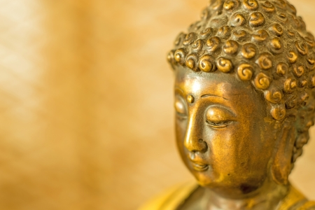 chinese philosophy: Buddha  Stock Photo