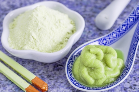 wasabi: Wasabi horseradish