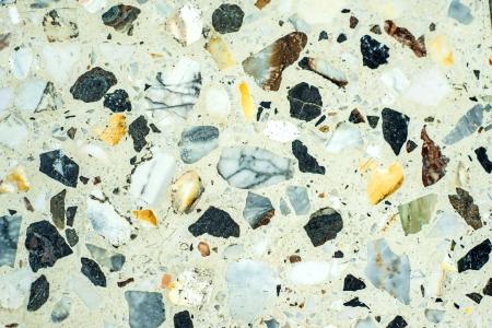 comtemporary: old mosaic floor