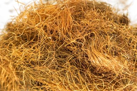 Maize beard tea Banco de Imagens