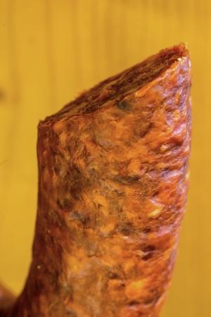 chorizo: Chorizo, sausage of Spain