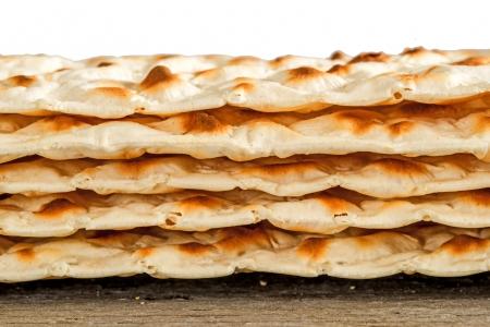 matzos: unleavened bread of the Jews