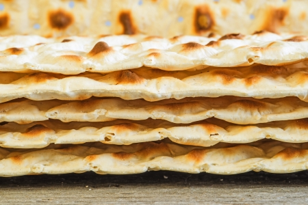 unleavened: unleavened bread of the Jews