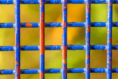 grinta: graniglia colorata di un sedile
