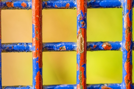 colorful grit of a seat photo