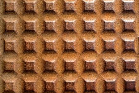 gully: cubrir barranco Foto de archivo