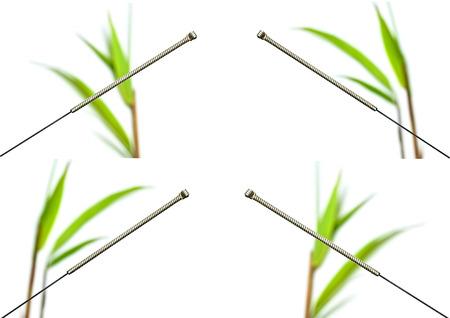 Acupuncture needle Stock Photo - 23647974