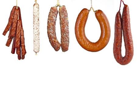 vespers: sausages