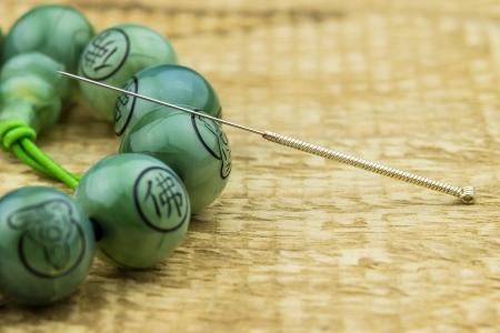 Acupunctuur naald