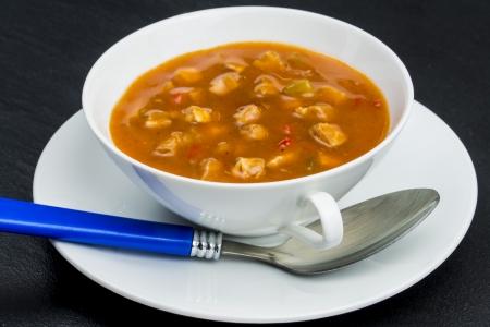 goulash soup photo