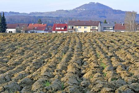 acre: acre with village