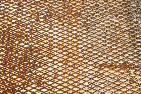 metal sheet: Corrugated entrance metal sheet