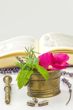 naturopathy: Naturopathy with herbs