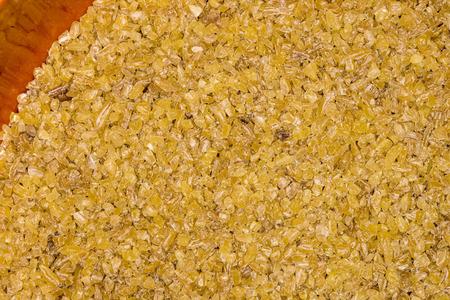 bulgur: Bulgur wheat