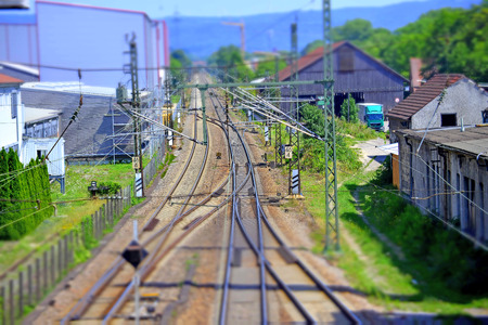 rails in Germany