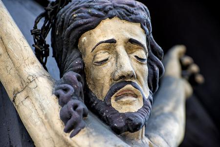 son of god: Jesus on cross