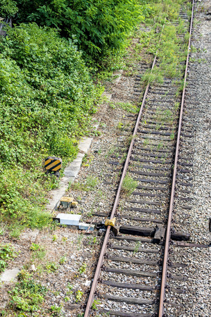 out of order: rails out of order
