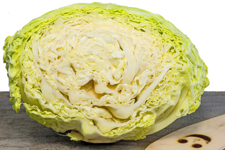 completely: savoy cabbage