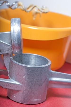 hefty: Swabian noodle machine for spaetzle
