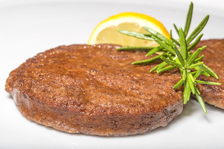 unroasted: Hamburger vegetarian