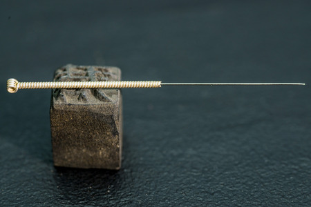 tcm: acupuncture needle