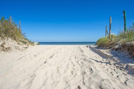 Baltic sea, beach Stock Photo