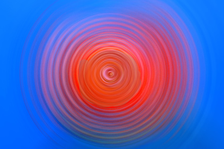 spinning: spinning, colorful circle