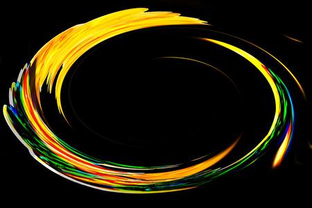 powerful: spinning spiral