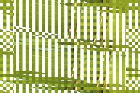 grid: green grid
