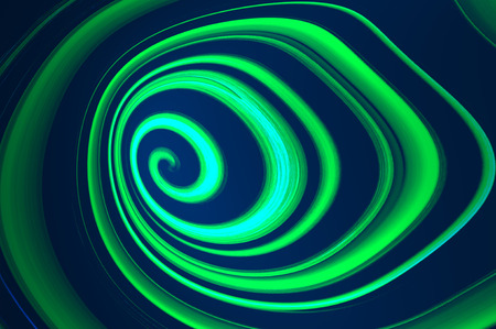 squashed: Spiral moves Stock Photo